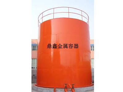 立式金属油罐
